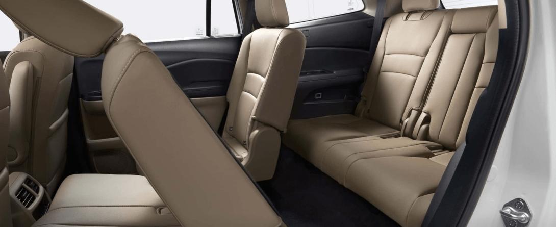 2018 Honda Pilot interior