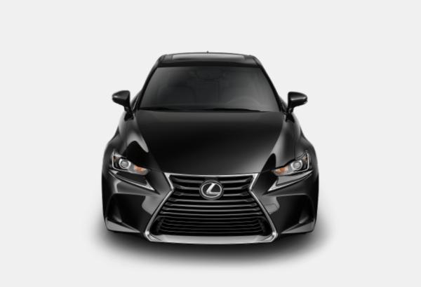 2018 Lexus IS exterior
