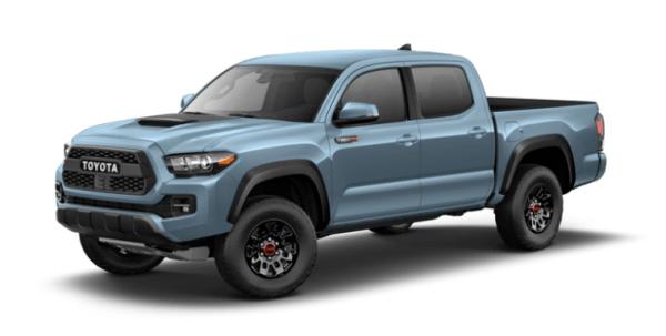 2018 Toyota Tacoma exterior front