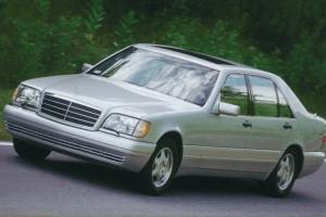 W140 Mercedes-Benz S-Class