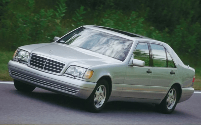 Which Generation Mercedes-Benz S-Class Looks Best?