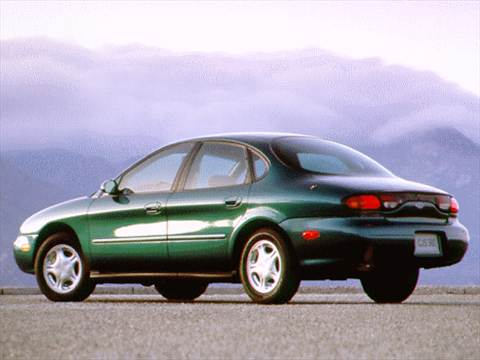 Ford Taurus 2 - Copy