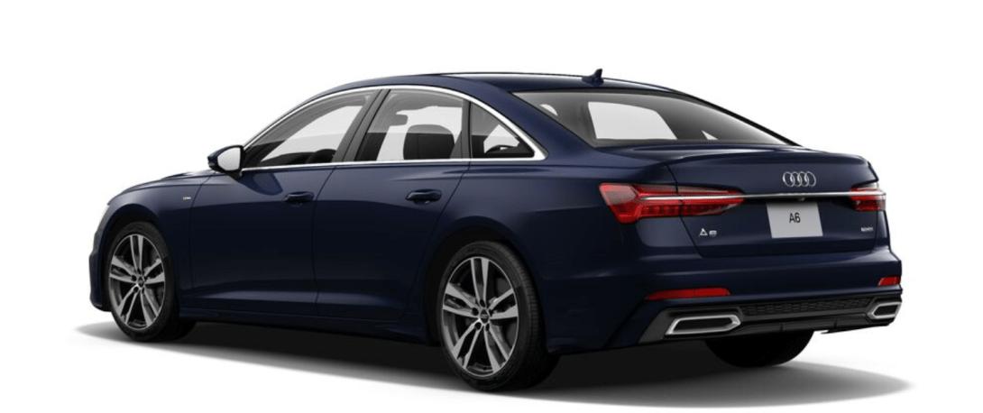 2019 Audi A6 exterior rear