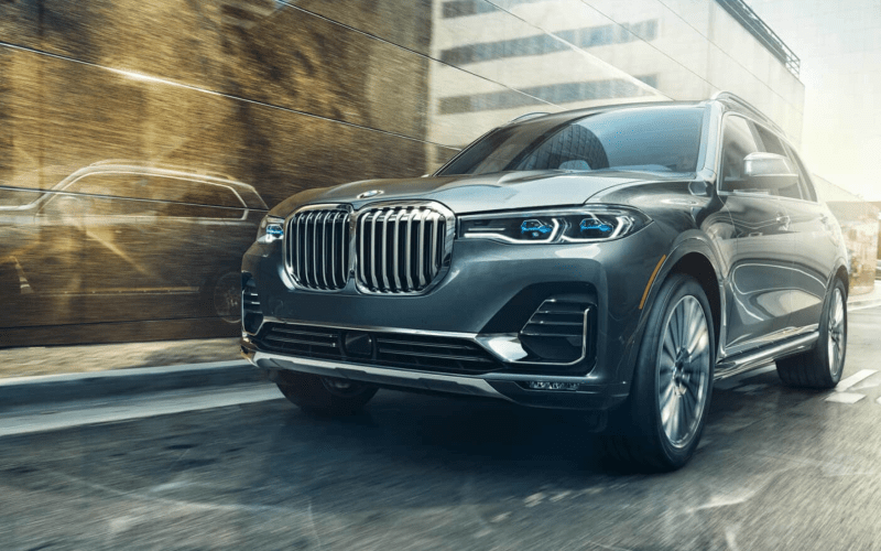 Building a [Big Money] 2019 BMW X7