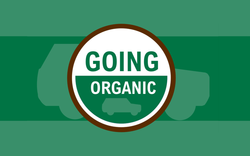 Why Your Dealership Should Go Organic