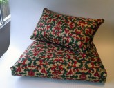 finished cushion covers