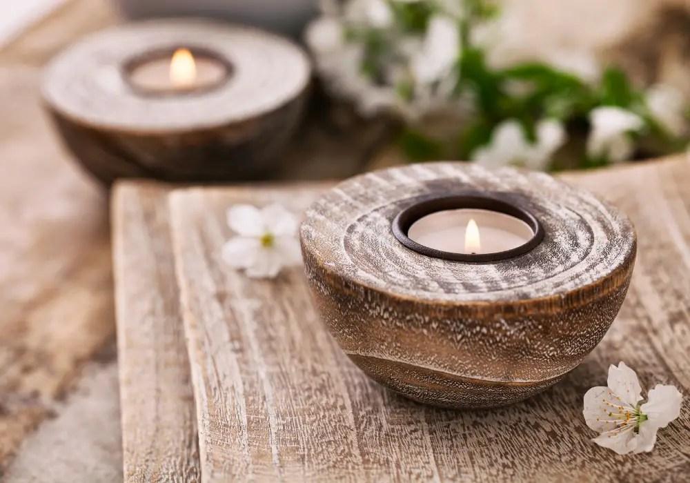 Holistic Wellness - candles