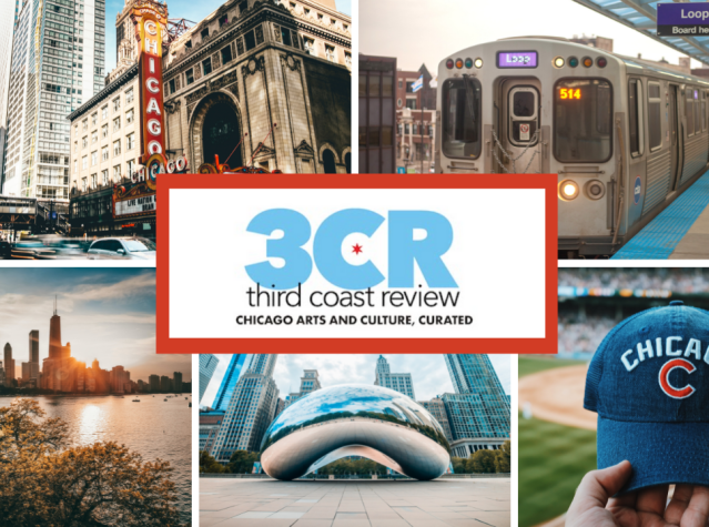 'Black Hole' by Viviane Sassen. Photo courtesy of Museum of Contemporary Photography.