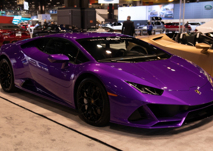 Chicago Auto Show @ McCormick Place. Photo: Marielle Bokor