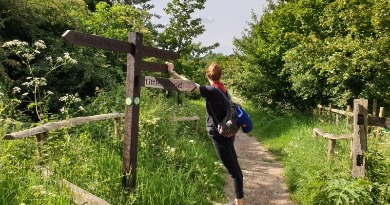 Hiking The London LOOP: Trail #2 Bexley – Petts Wood