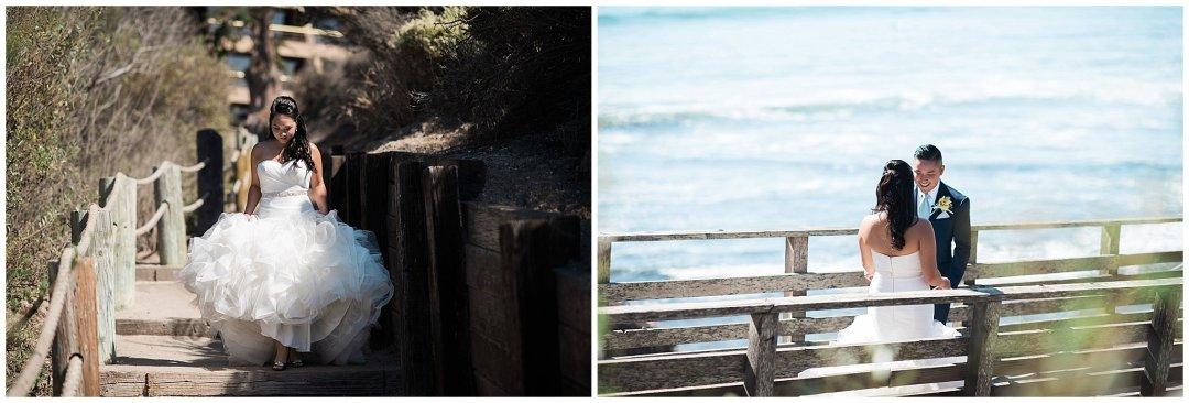 Ha & Allen Wedding Third Element Photography & Cinema Pismo Beach Cliffs Resort Central Coast Hybrid Film Wedding Photographer_0017