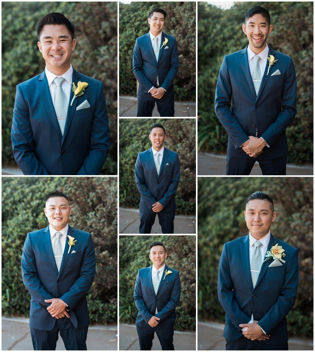 Ha & Allen Wedding Third Element Photography & Cinema Pismo Beach Cliffs Resort Central Coast Hybrid Film Wedding Photographer_0021