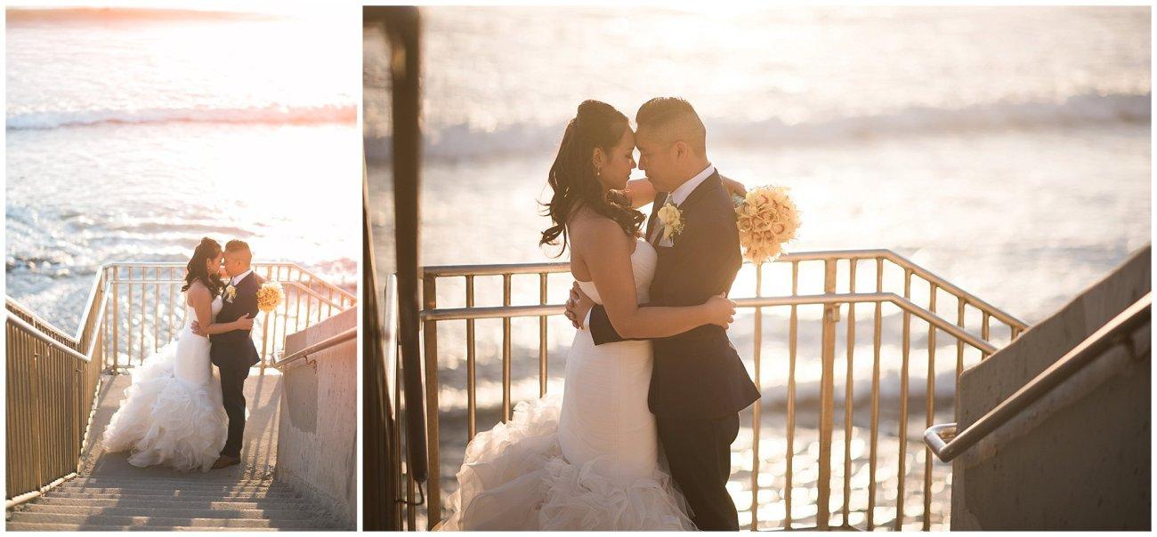 Ha & Allen Wedding Third Element Photography & Cinema Pismo Beach Cliffs Resort Central Coast Hybrid Film Wedding Photographer_0032