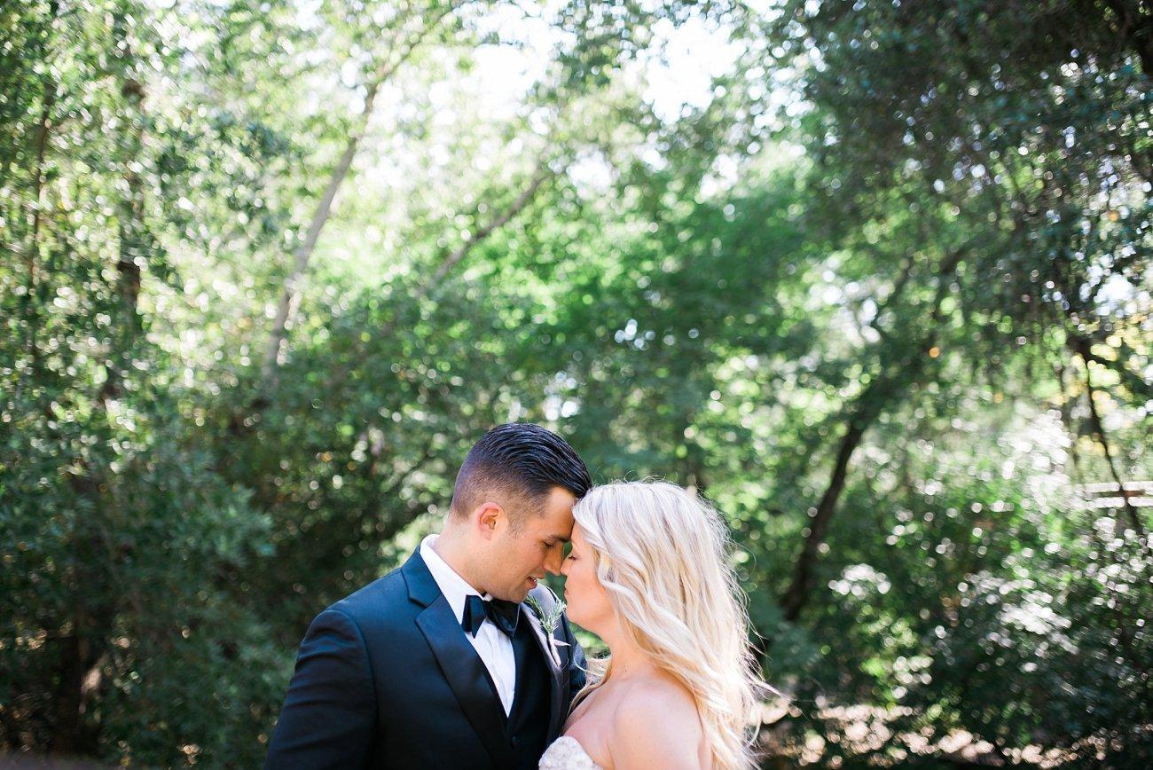Calistoga Ranch Napa Wedding Photos