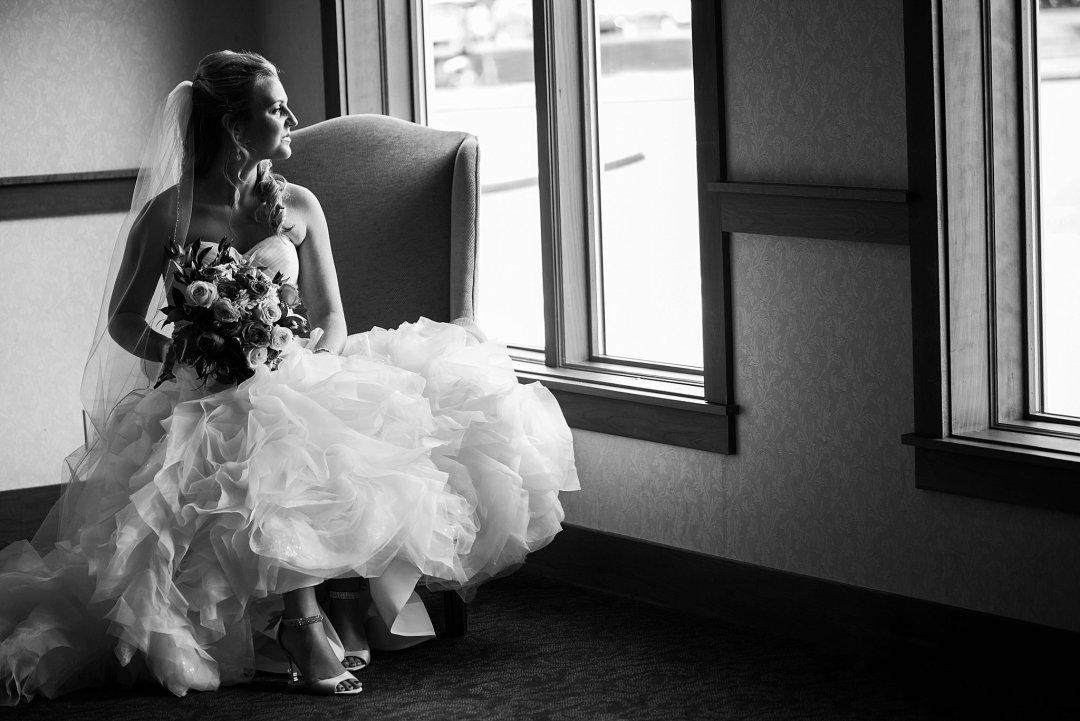 Christine & Josh Seattle Washington Snoqualmie Ridge Country Club Wedding_0014