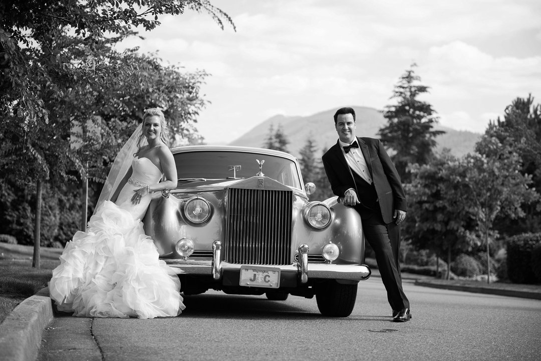 Christine & Josh Seattle Washington Snoqualmie Ridge Country Club Wedding_0045