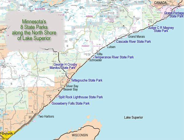 The Five Best Family Hikes Along Minnesota's North S - Thirdeyemom Cascade State Park Minnesota Map on grand portage national monument minnesota, cascade river park marblemount wa, baptism river minnesota, cascade lake idaho fishing,