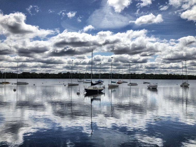 Lake Harriet, Minneapolis, MN