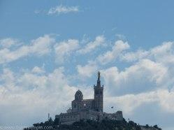 Notre Dame de la Garde.