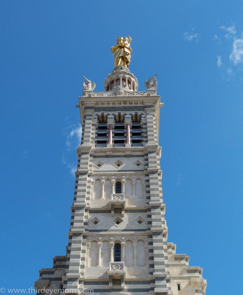 Notre Dame de la Garde in Marseille