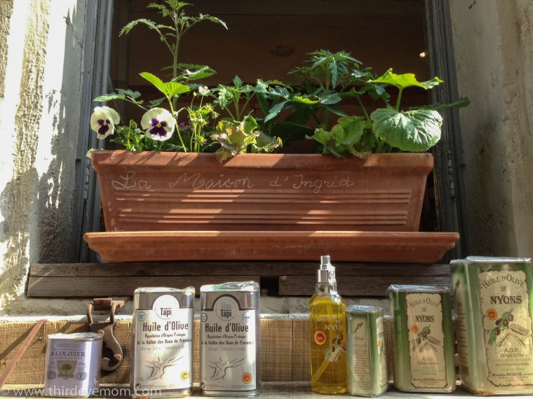 Products of Provence