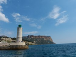 Harbor of Cassis