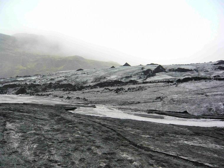 Myrdalsjökull Glacier