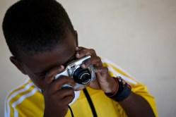 View Finder Workshop Haiti. Photo credit: Babita Patel