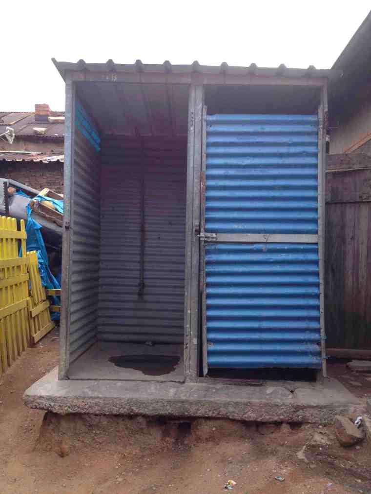 A Bathroom in New Alex