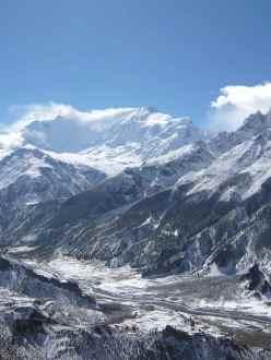Hiking the Annapurna Trek Nepal