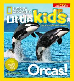 National Geographic Little Kids Cover