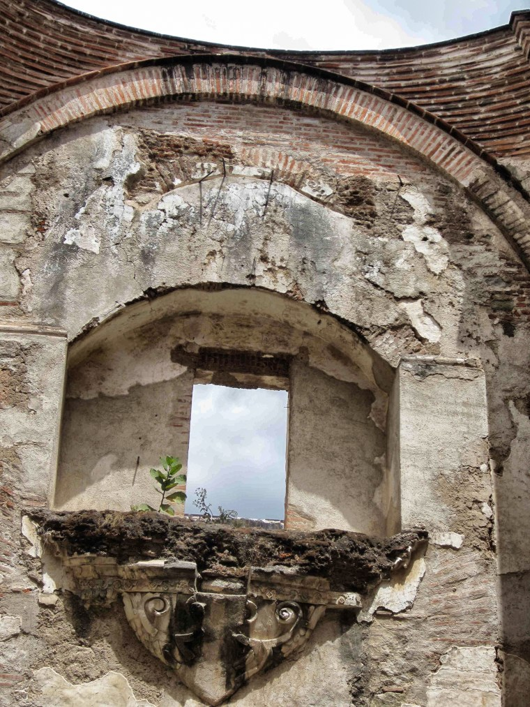 Windows in Guatemala