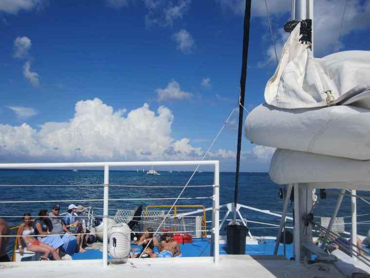 Fury Catamaran