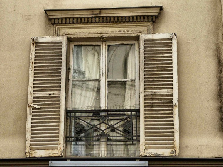 Windows in Paris