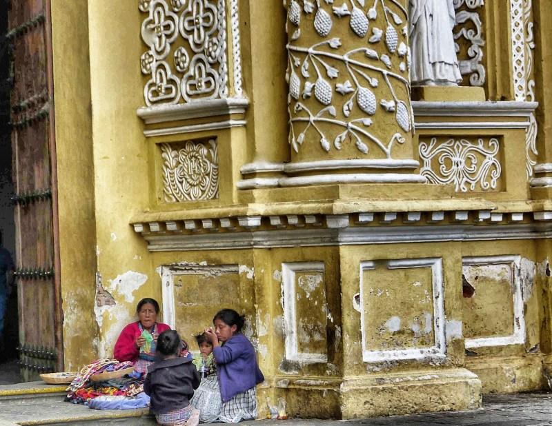 fabric vendors guatemala