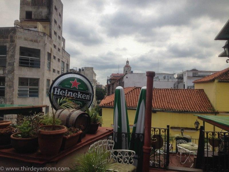 Restaurant in Old Havana