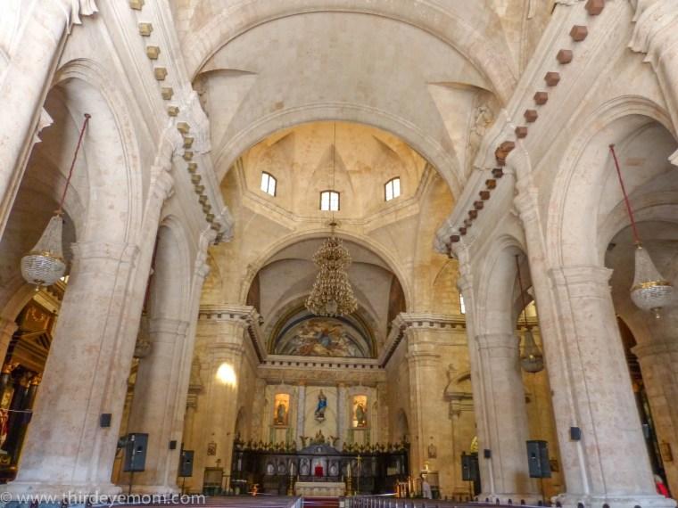 Catedral de San Cristóbal de la Habana