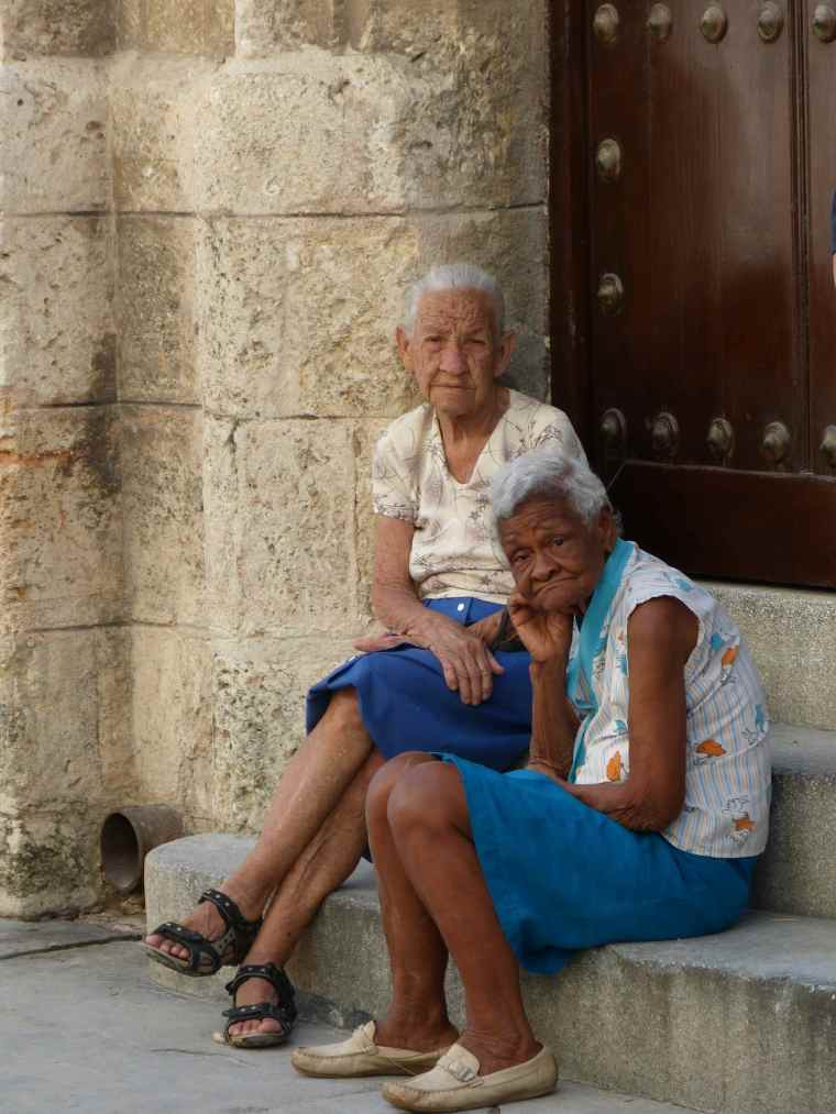 The abuelas of Cuba
