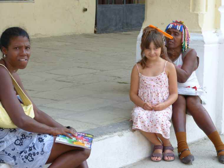 Hair Braiding in Havana