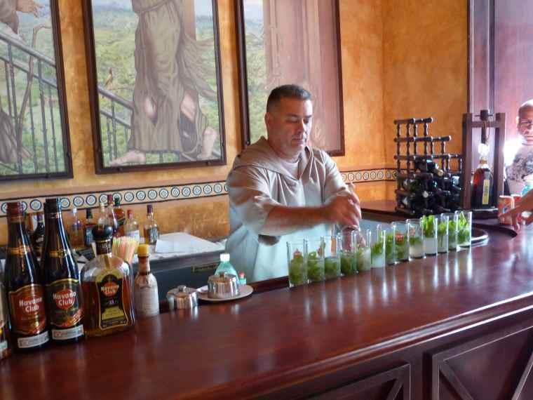 Cuban bar life