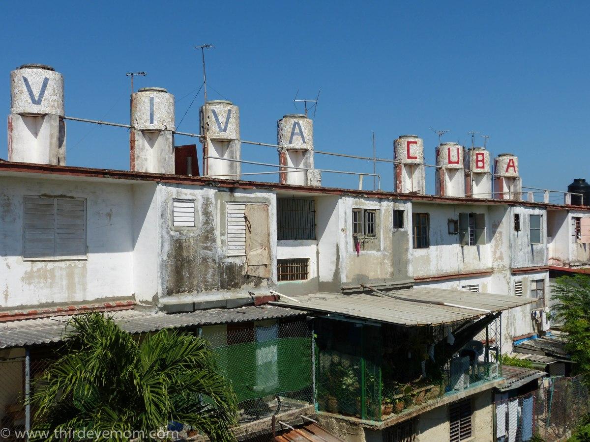 Building in Havana