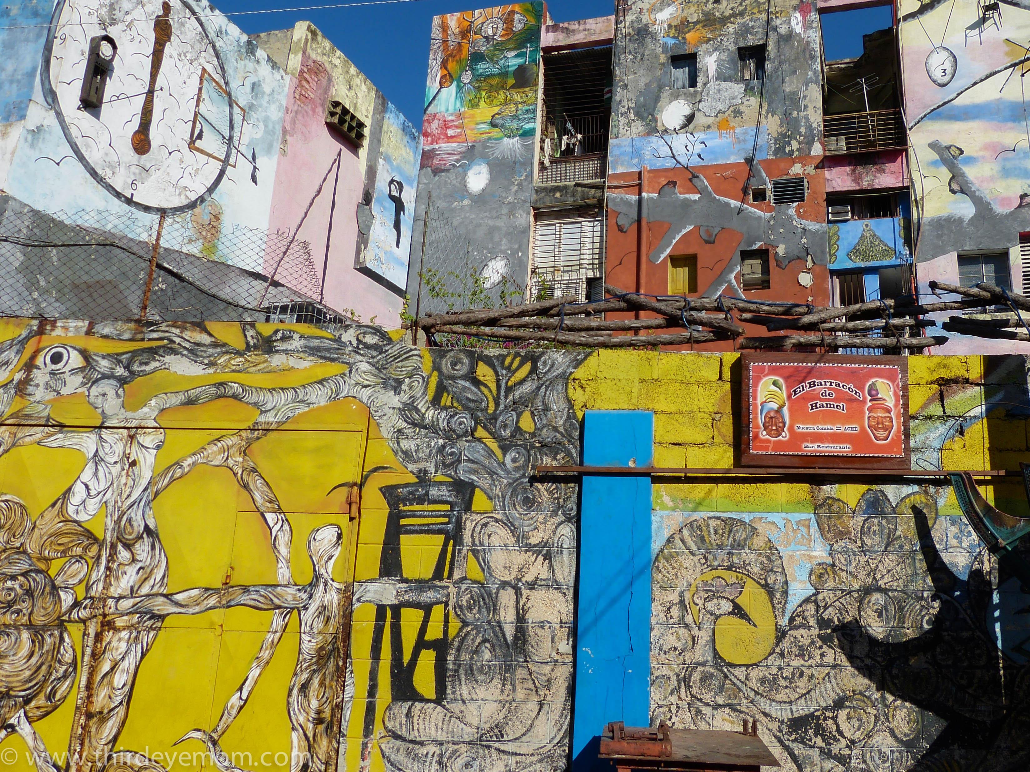 Hamel's Alley
