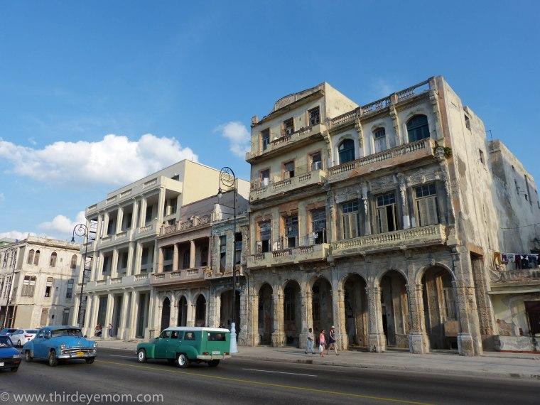 The Malecón Havana