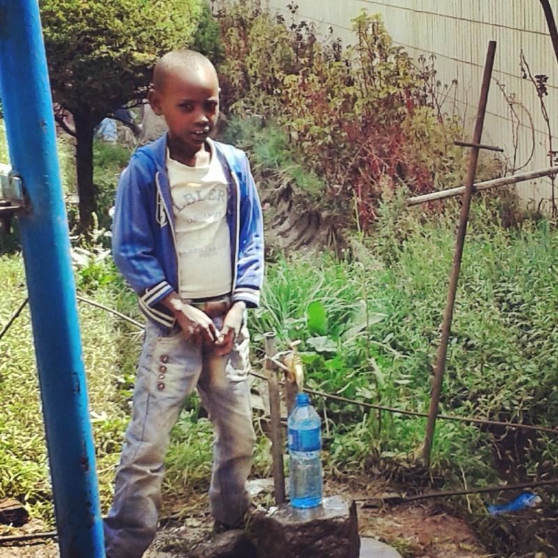 Addis Ababa child