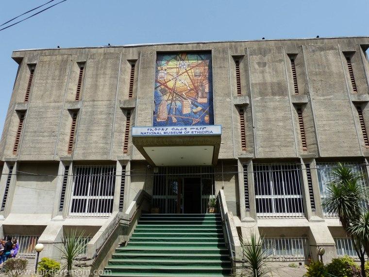 National Museum Addis Ababa