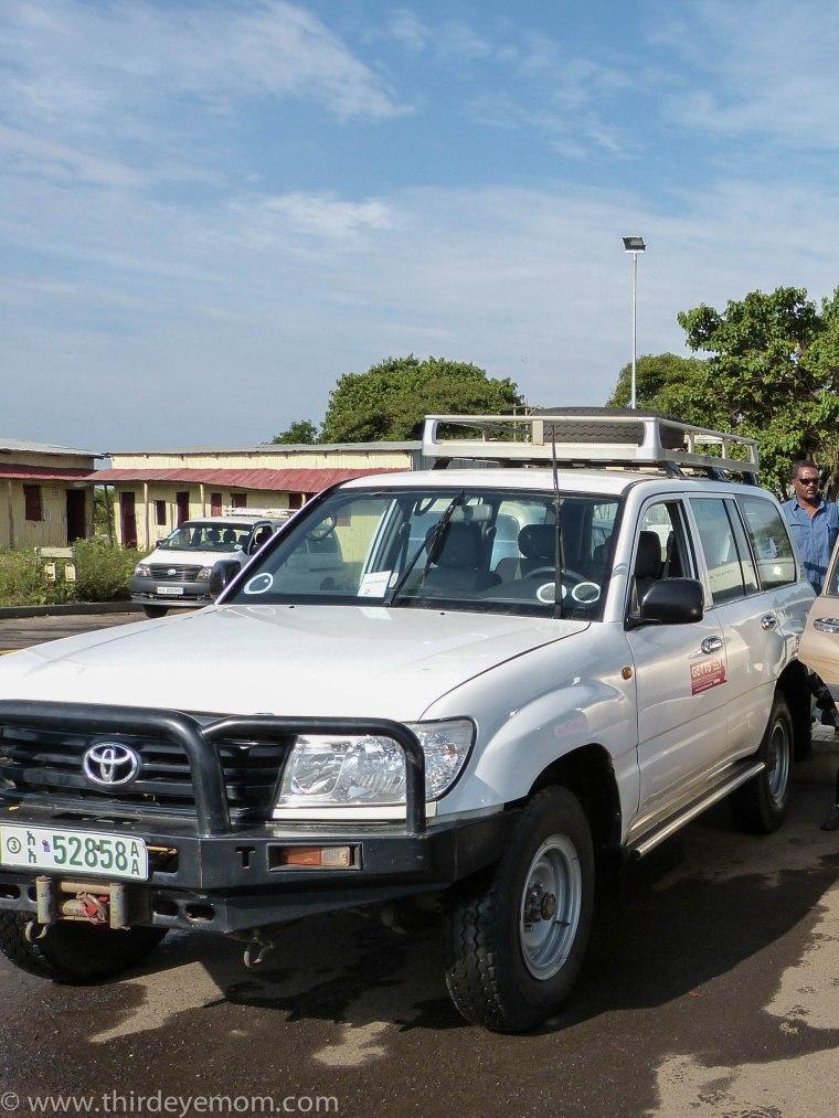 Ethiopia transportation