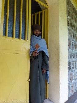 Entos Eyesu Monastery Lake Tana, Bahir Dar, Ethiopia