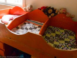 The infant room