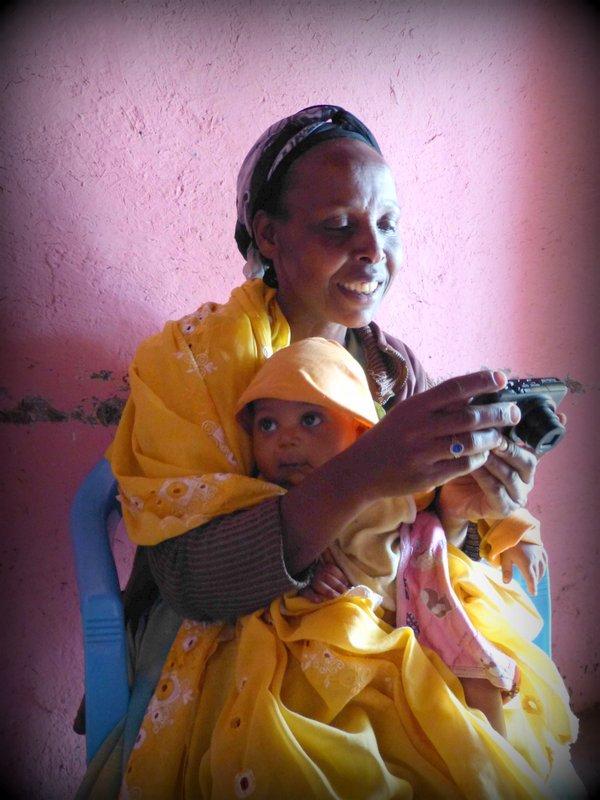 Yetebon community Ethiopia