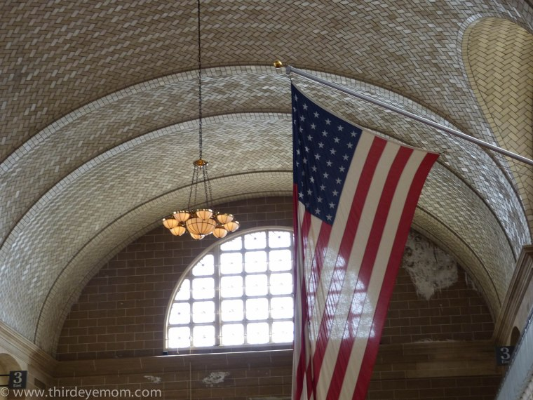 Ellis Island Immigration Musuem